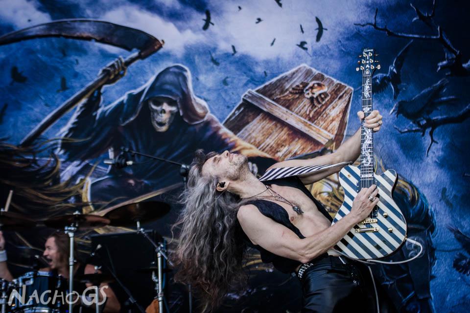 Grave Digger - Villena -