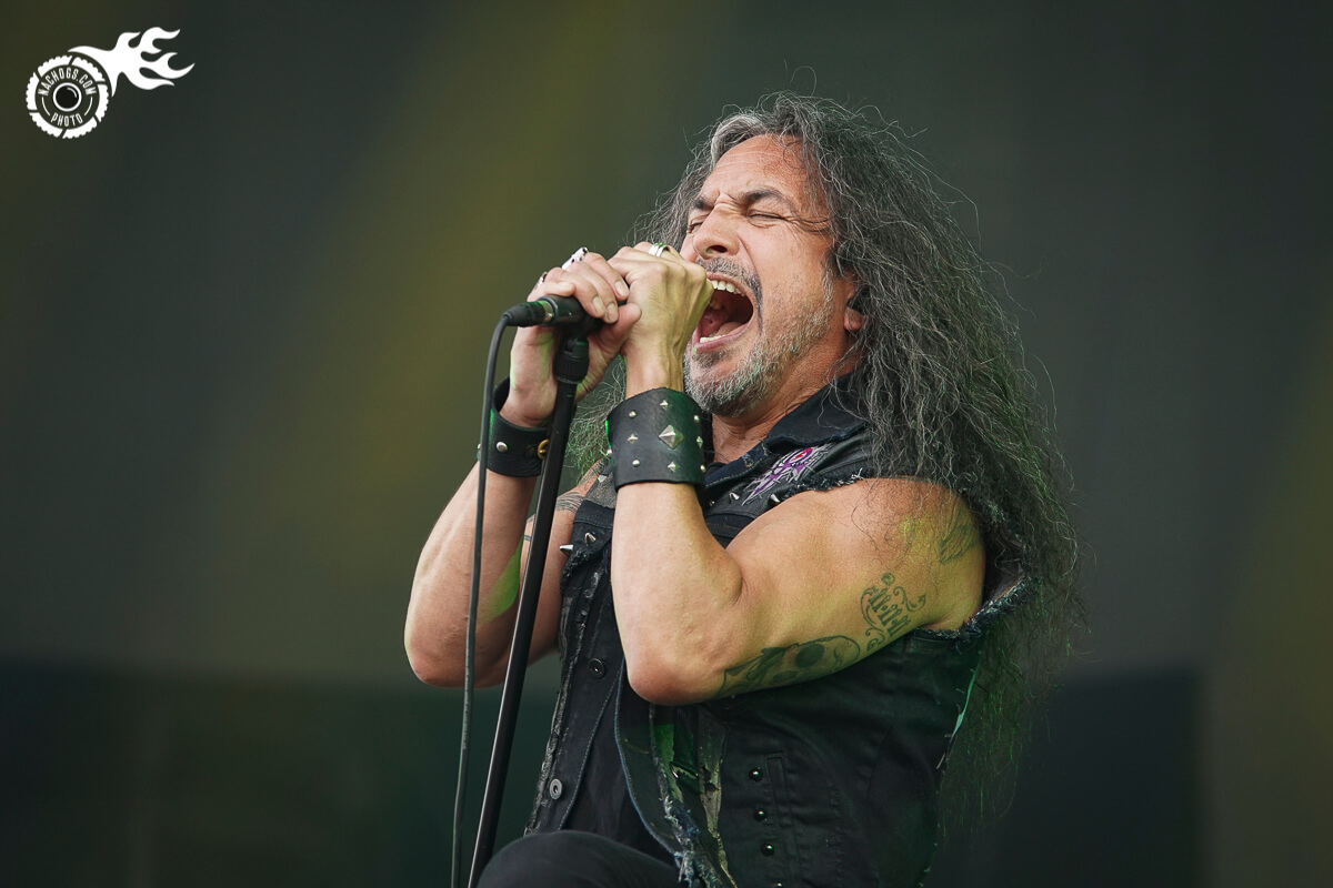 Death Angel - Hellfest -