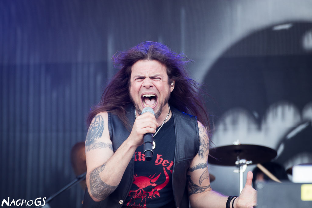 Tod La Torre - Hellfest -