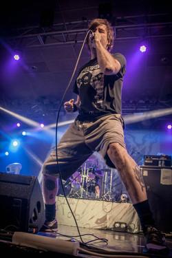 Napalm Death Bilbao