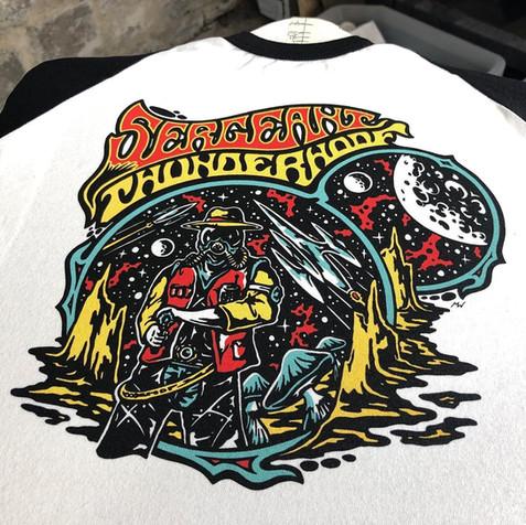 Sergeant thunderhoof