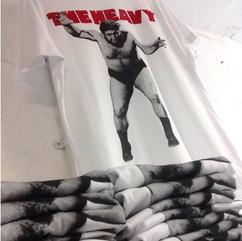 The Heavy Gorilla Monsoon T-shirt