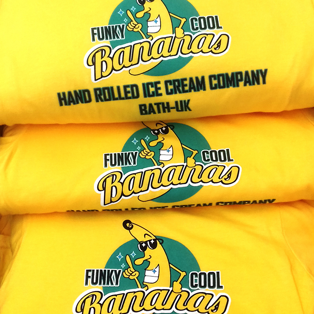 Funky Cool Bananas