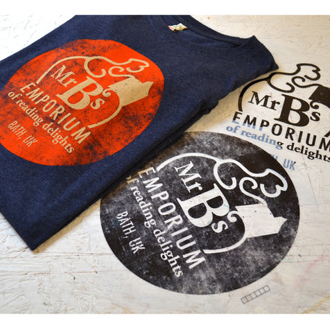 Mr B's Emporium T-shirt