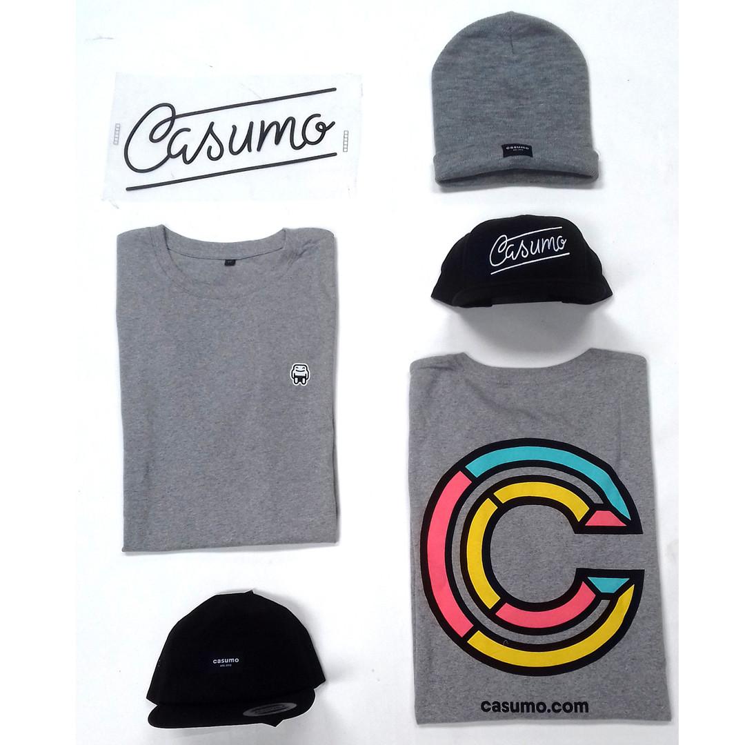 Casumo merch 2019