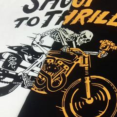 Rolling Rogues Long sleeve t-shirt