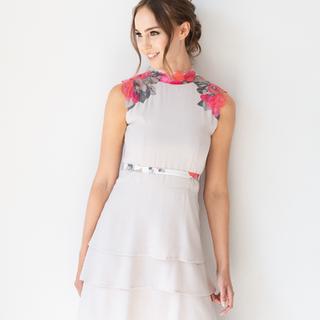 the janina dress
