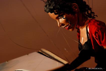 Ella al piano