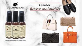 Leather Revive Moisturiser