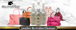 Leather Revitalise Cleanser