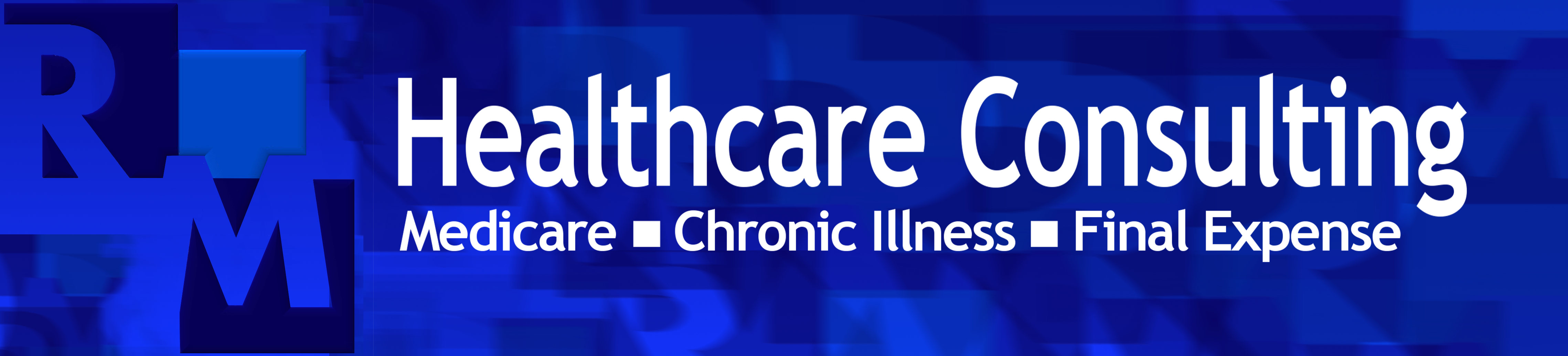 Web Header, RM Healthcare Consulting