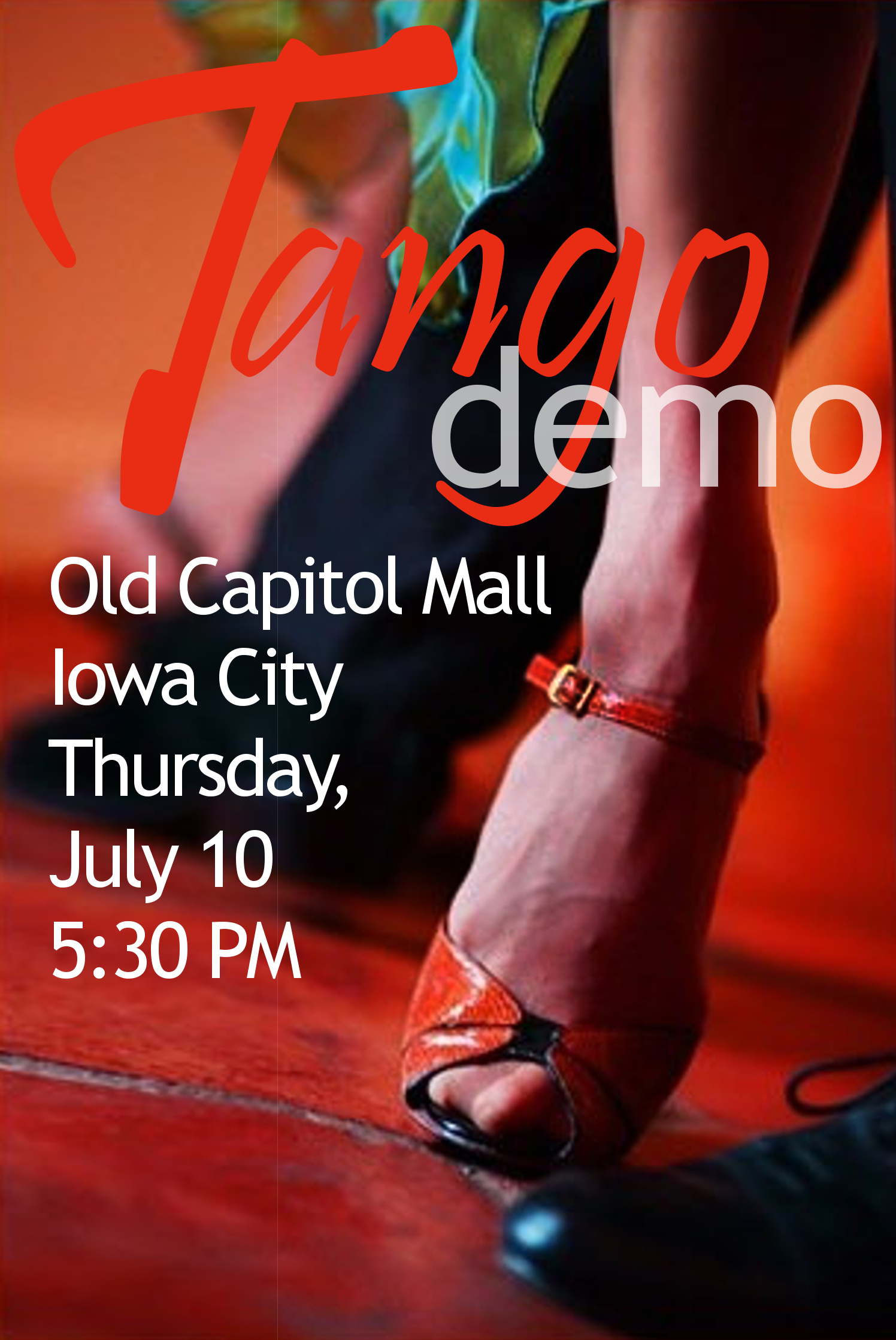 Tango Demo Social Media Post