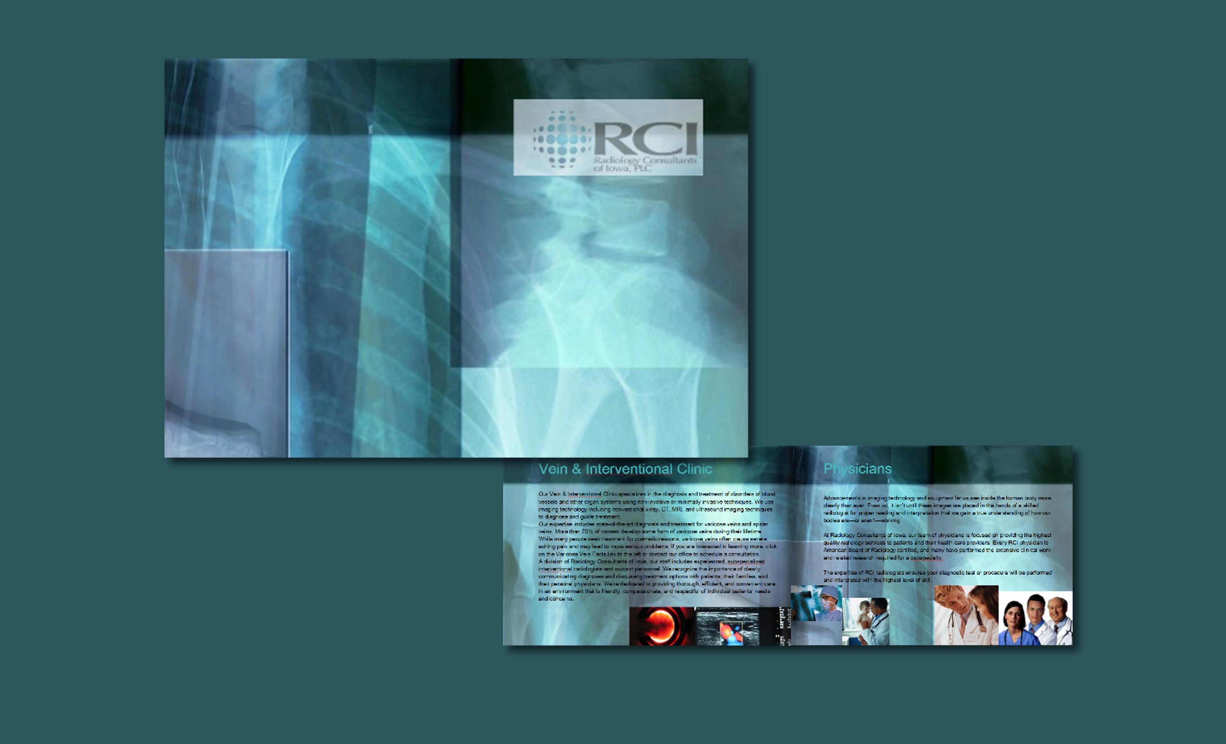Brochure Idea, RCI