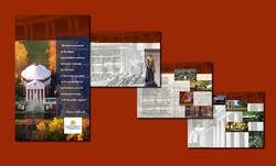 Brochure Idea, U of Virginia