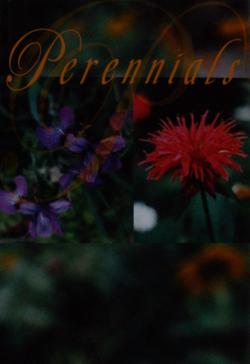 Book Cover Idea, Perennials