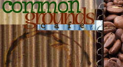 Business Card, Common Grounds Cafe