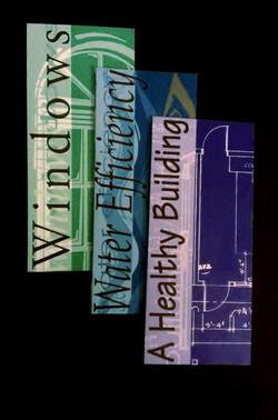 Brochures, Indian Creek Nature Ctr.