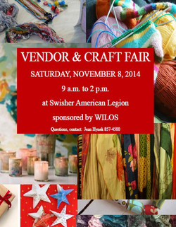 Poster, Craft Fair, Swisher