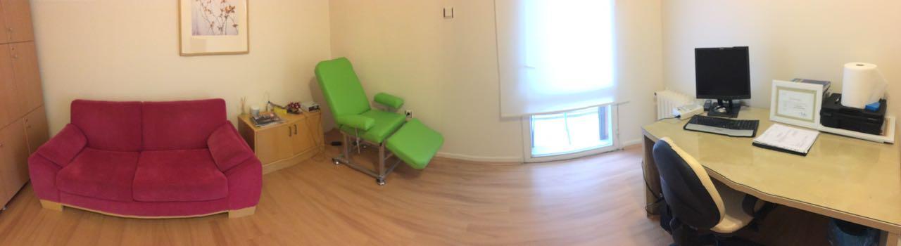 Nöromodülasyon odası