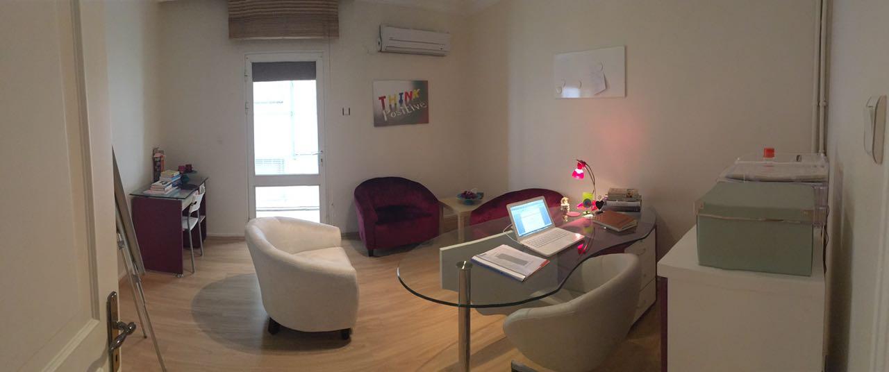 Terapi odası