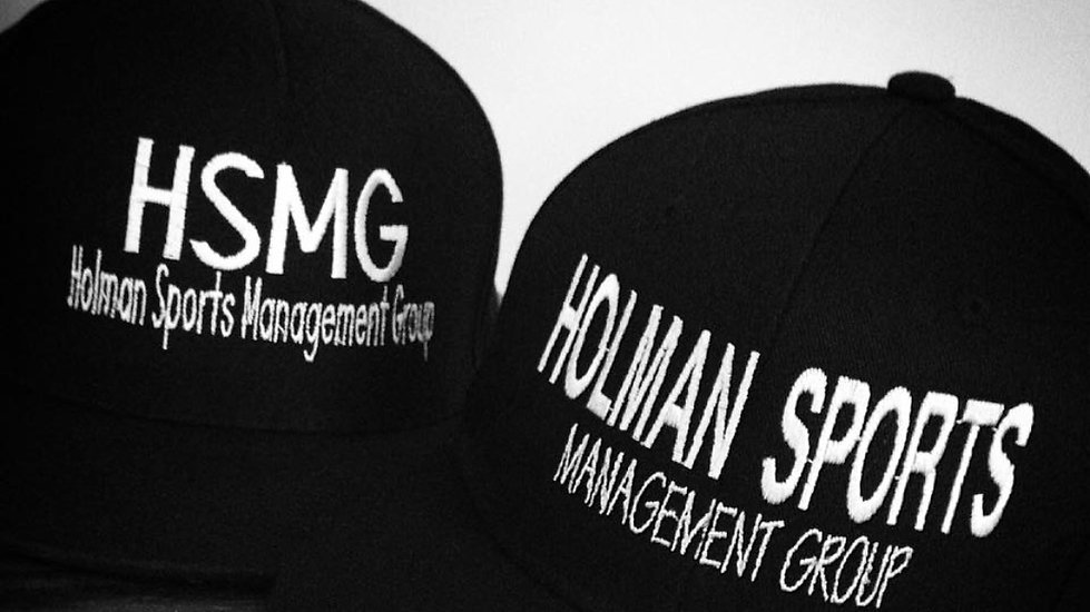 Holman Sports Snapback Hat