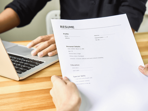 Things to do to your resume before the new year