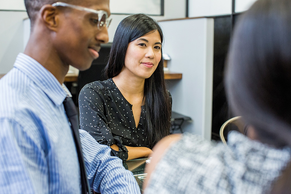 Confidence building tips for introverted interns