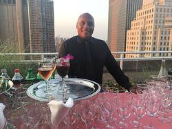 David at the Terrace Bar