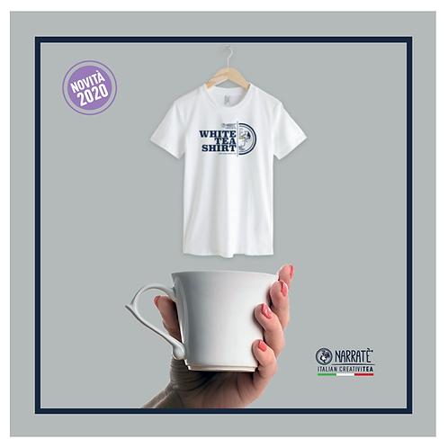 Tea - SHIRT Narratè   il primo tè indossabile