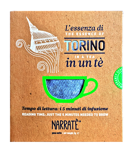 L'essenza di Torino in un Tè