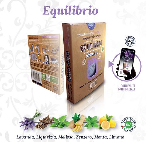 EQUILIBRIO | Tisane FIlosofiche Bio | Narratherapy