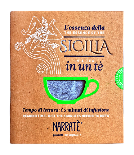 L'essenza della Sicilia in un Tè