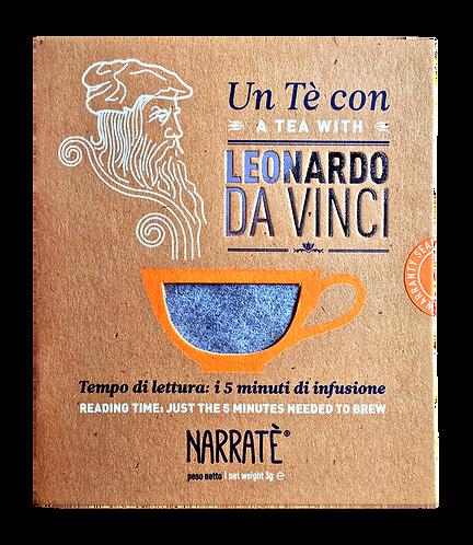 Un Tè con Leonardo da Vinci