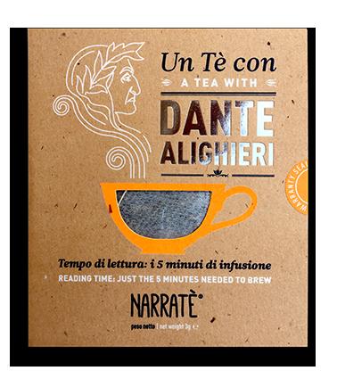 Un tè con Dante Alighieri