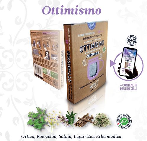OTTIMISMO | Tisane Filosofiche Bio | Narratherapy