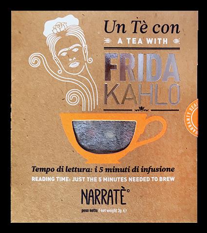 Un Tè con Frida KAHLO | Narratè