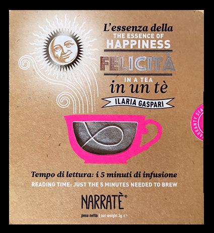 L'Essenza della Felicità in un Tè