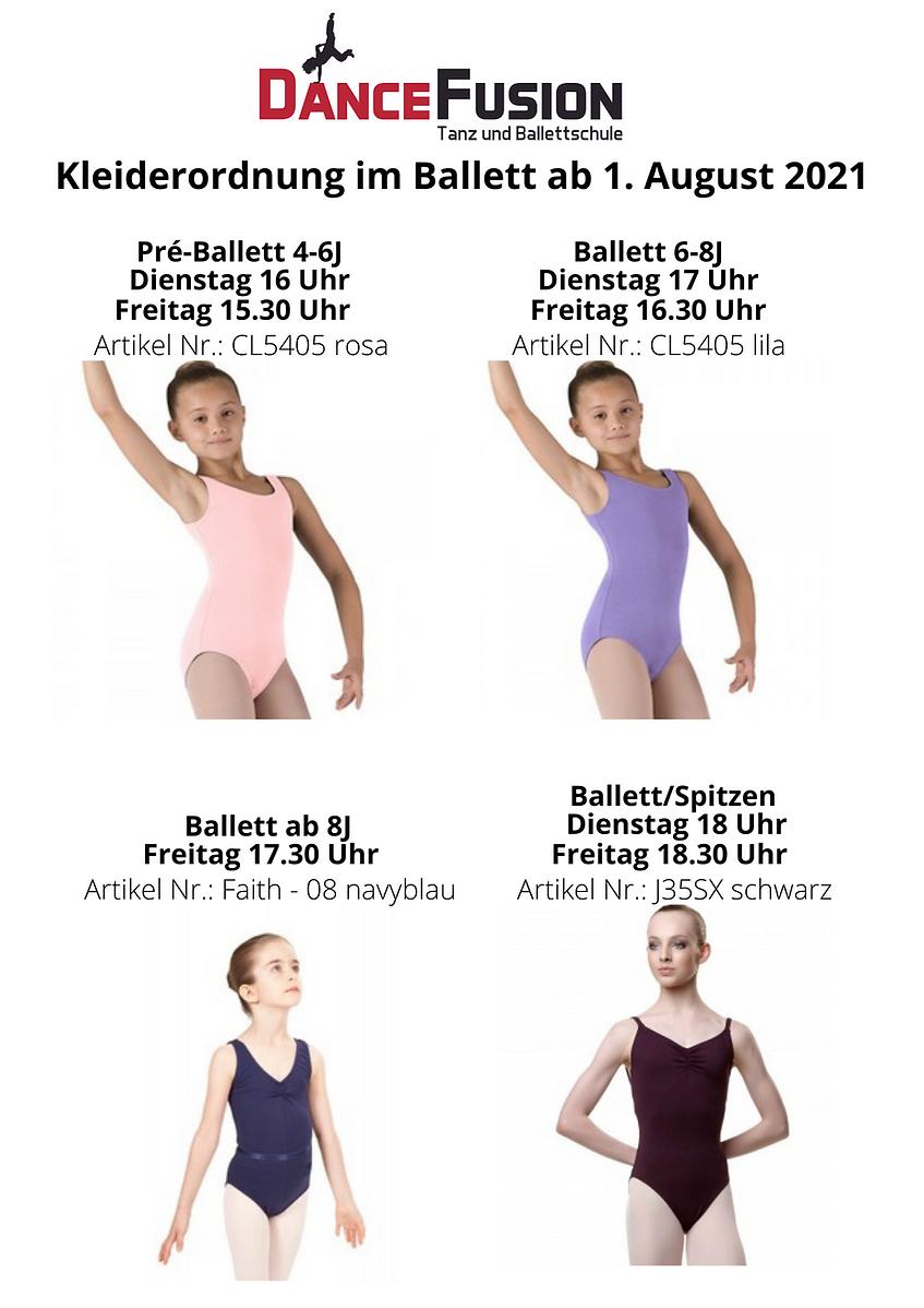 Kleiderordnung im Ballett ab 1. August 2021.png
