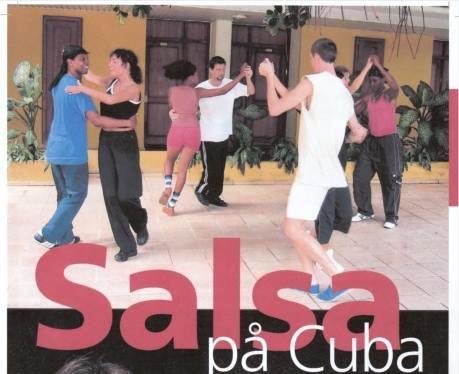 SALSA ESTILO CUBANO