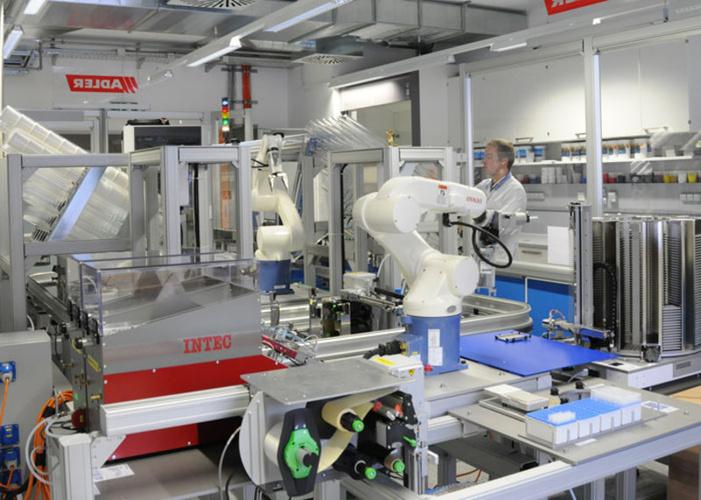 Adler Ar-Ge laboratuvarı