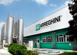 Arreghini fabrika (Kuzey İtalya)