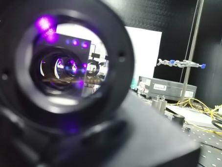 Telescope Optical Prescription nearing final design