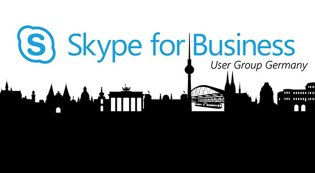 Skype for Business User Group Germany