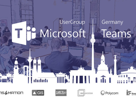 """Teams User Group: """"Back to the roots"""""""