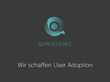 User Adoption: Die Quintessenz  erfolgreicher Veränderung