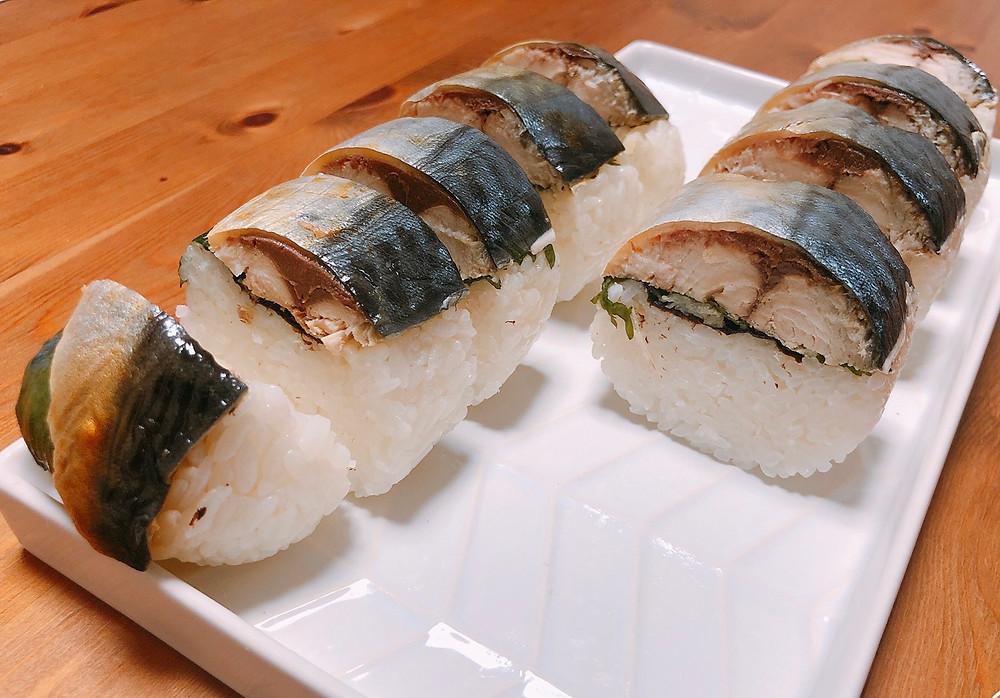 コラトゥーラ 鯖寿司