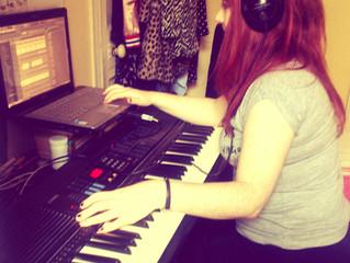 Women in Music & Tech.