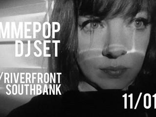 Femmepop DJ SET // BFI Southbank London.