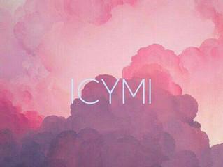 New Playlist ICYMI on the Femmepop Spotify..