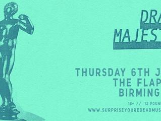 Femmepop / Drab Majesty - Birmingham